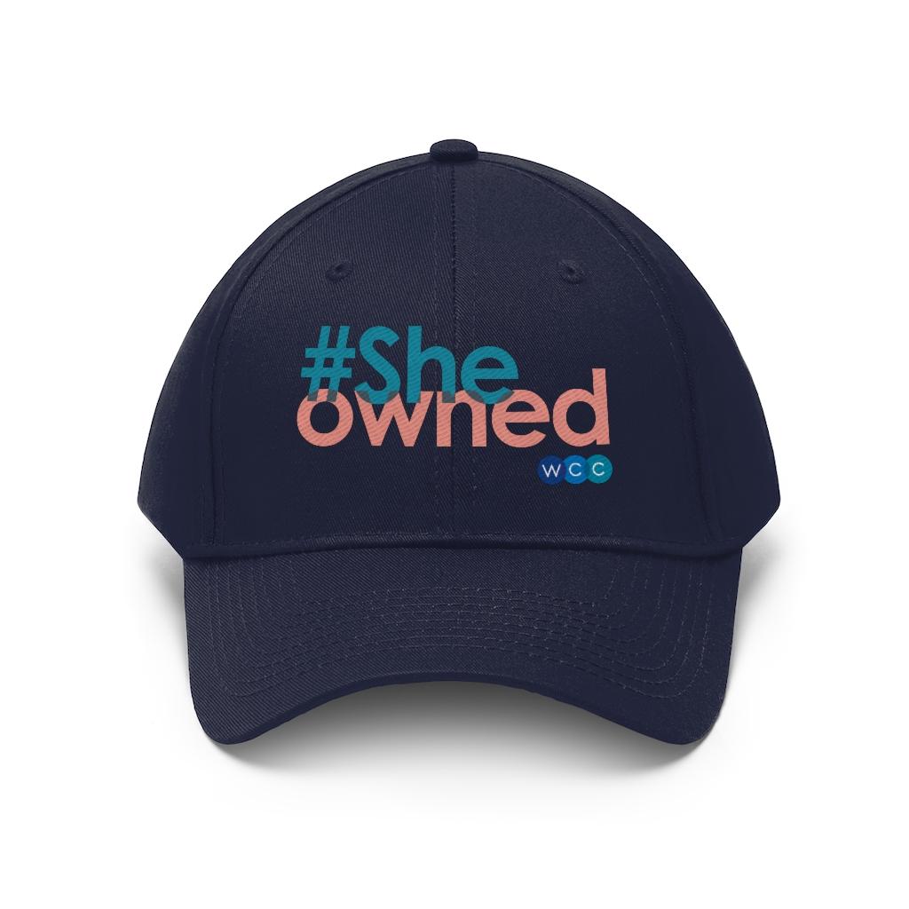 Unisex Twill Hat